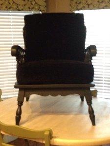 Faith Chair After